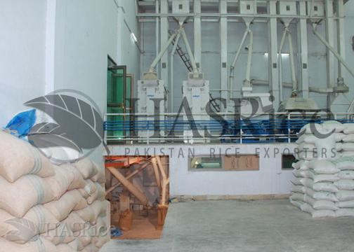 Processing Area (Graders)